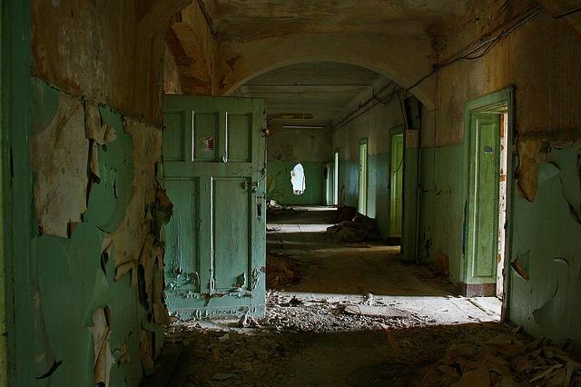 stará ruina