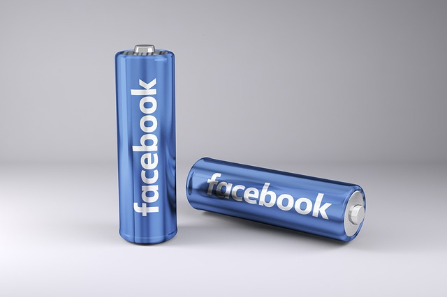 baterie facebook