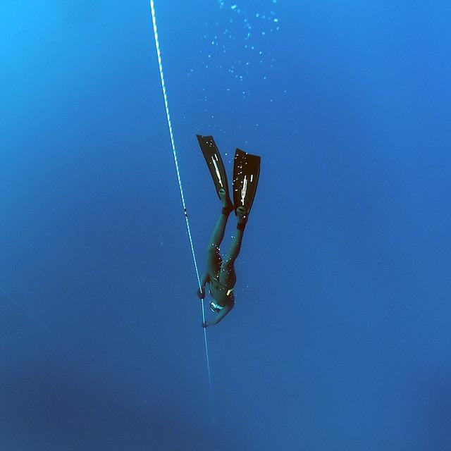 volné potápění
