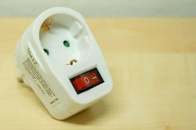 adaptér plug